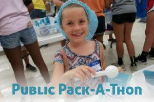 Public Pack-A-Thon