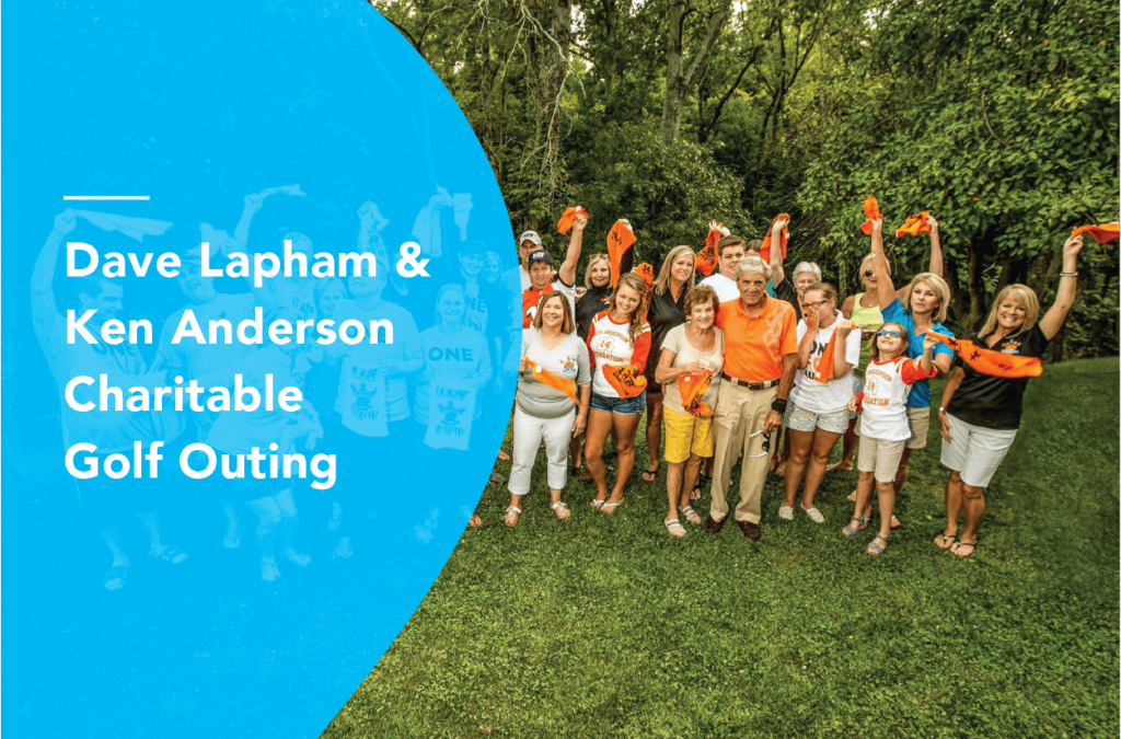 Dave Lapham & Ken Anderson Charitable Golf Outing