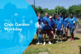 Community Garden Workday