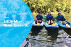 Little Miami River Clean Up