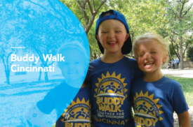 Buddy Walk Cincinnati