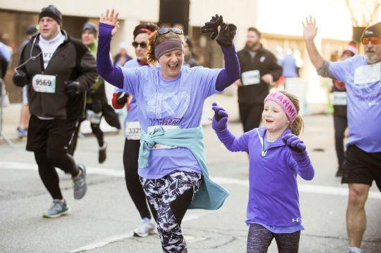 Heart Mini Marathon & Walk