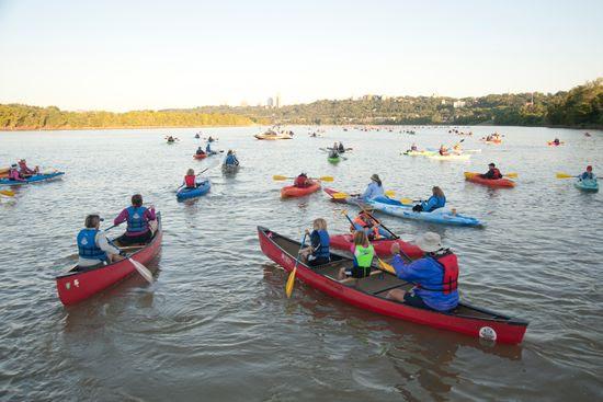 Ohio River Paddlefest