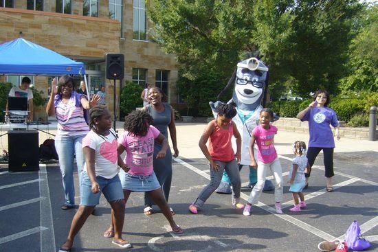 Back-to School Kids Health Fair