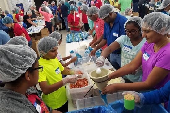 Hands Against Hunger