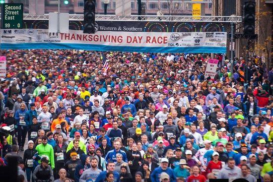 Thanksgiving Day Race - Alzheimer's Association